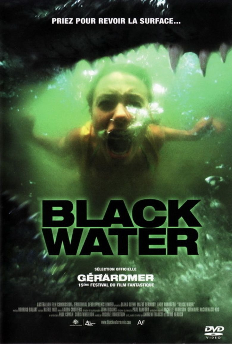Black Water (film) movie poster