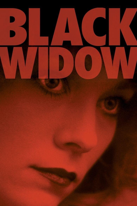 Black Widow (1987 film) movie poster