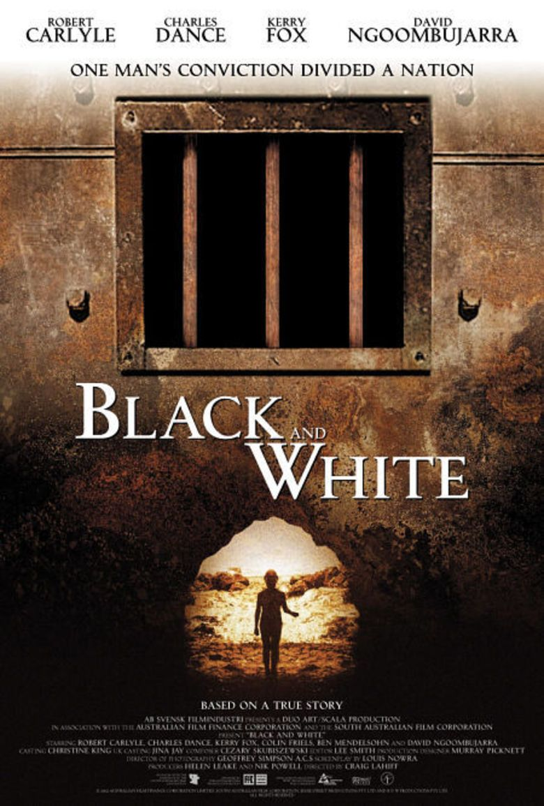 Black and White (2002 film) movie poster