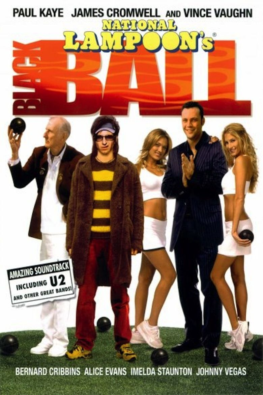 Blackball (film) movie poster