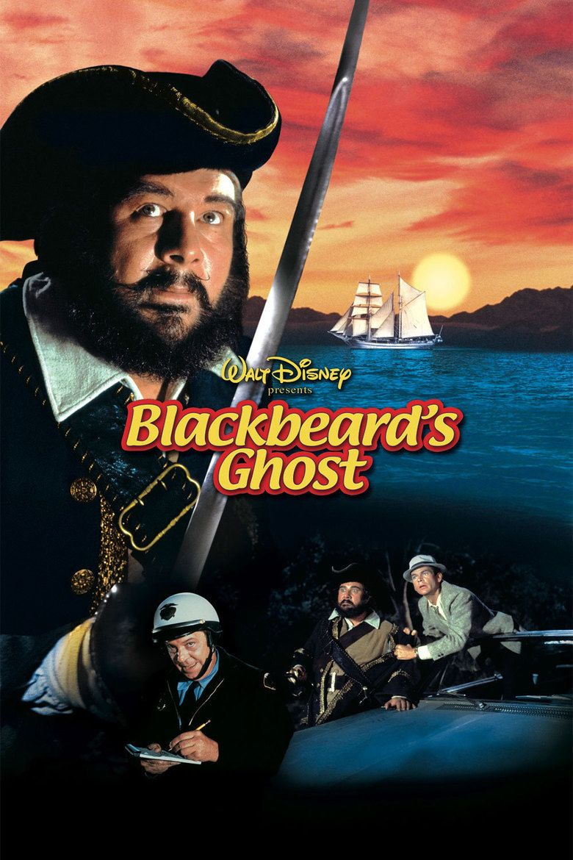 Blackbeards Ghost movie poster