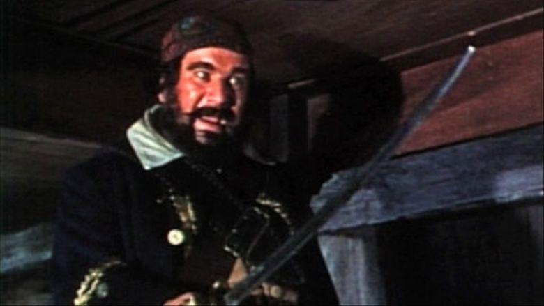 Blackbeards Ghost movie scenes