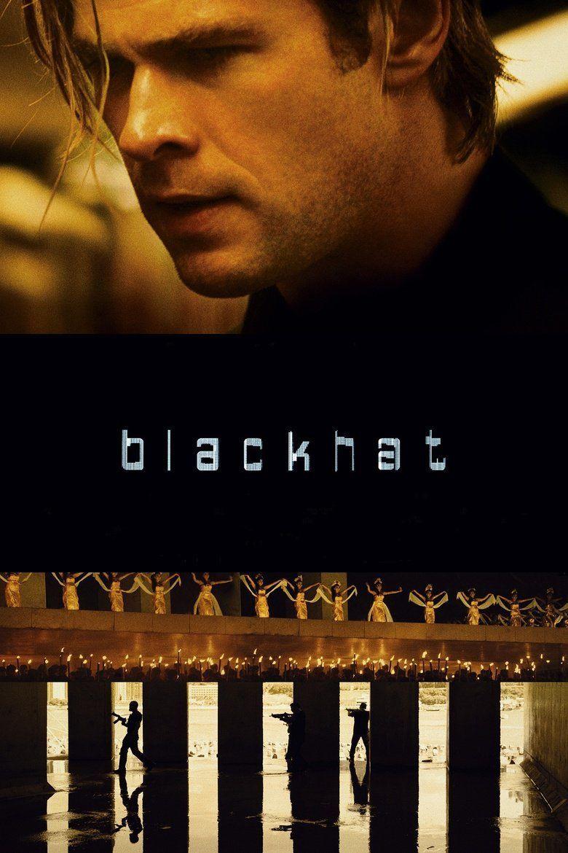 Blackhat (film) movie poster