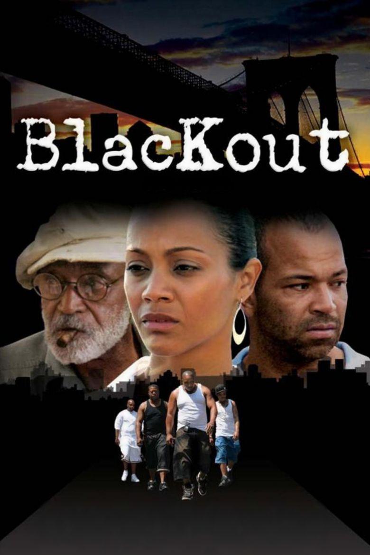 Blackout (2007 film) movie poster