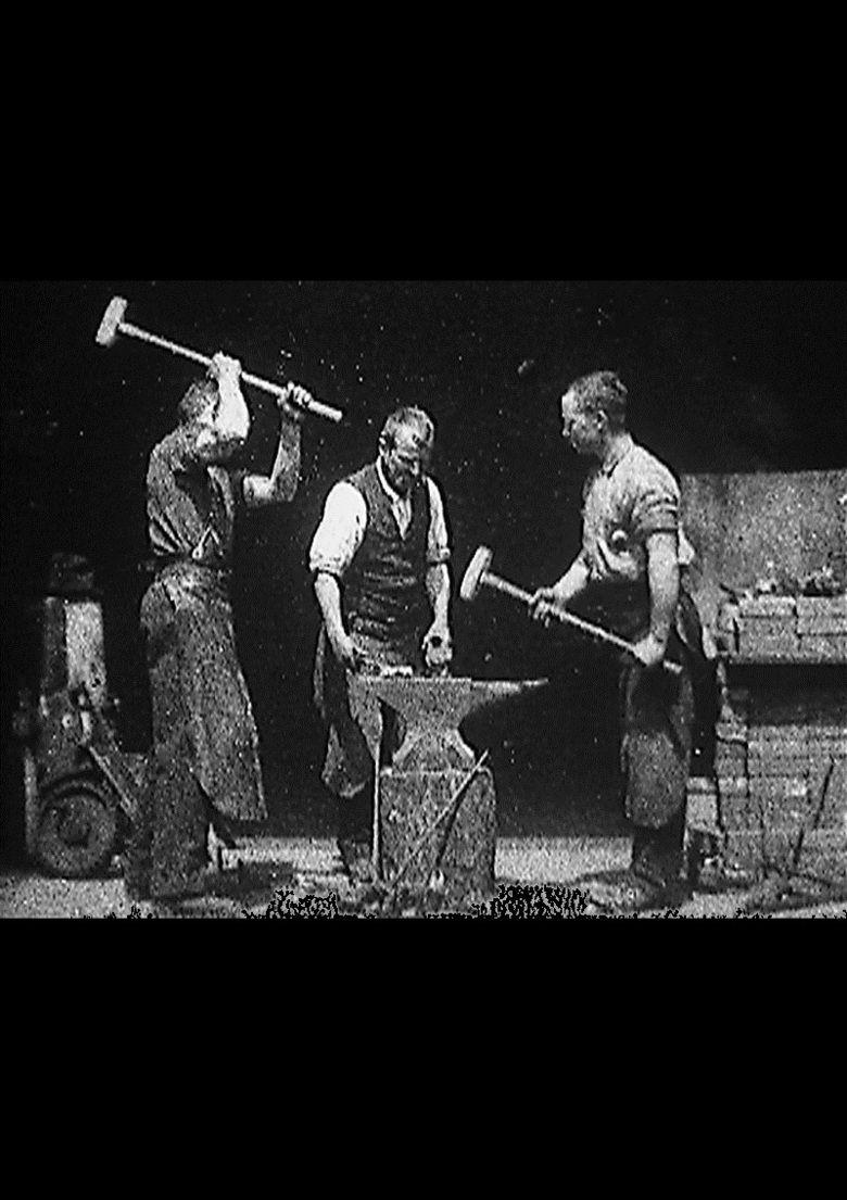 Blacksmith Scene movie poster