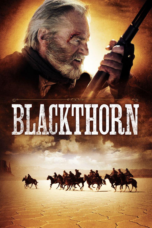 Blackthorn (film) movie poster
