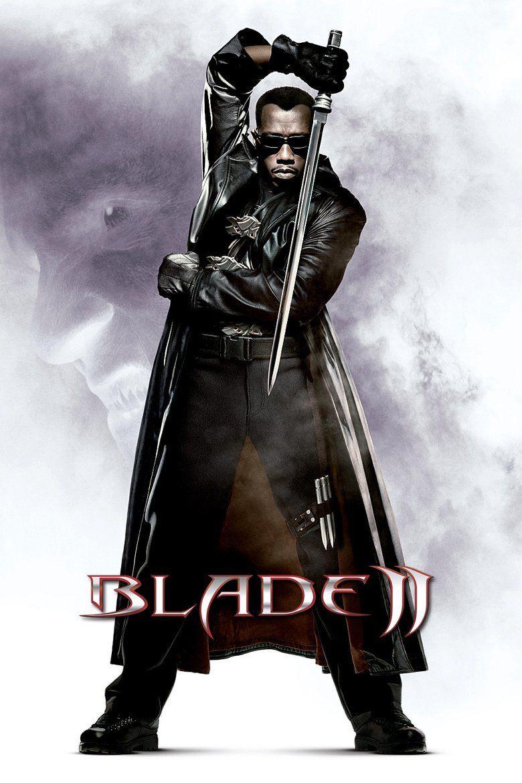 Blade II movie poster