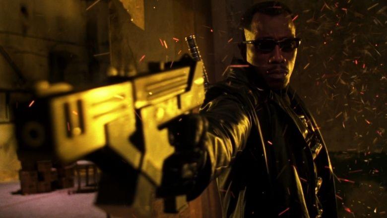 Blade II movie scenes