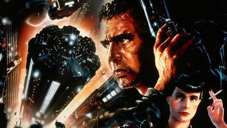 Blade Runner movie scenes