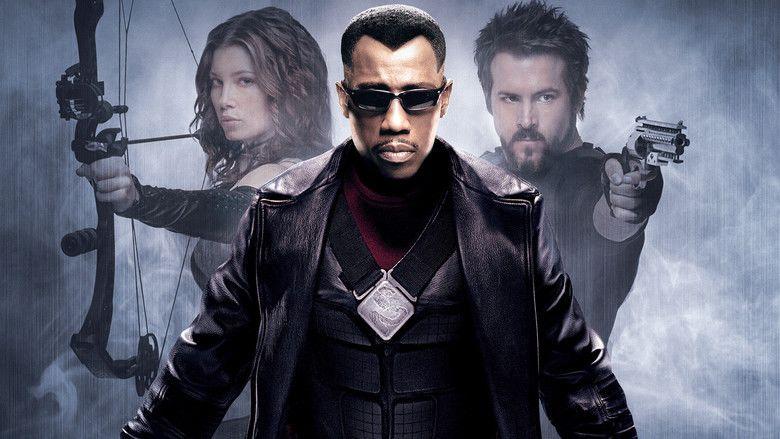 Blade: Trinity movie scenes
