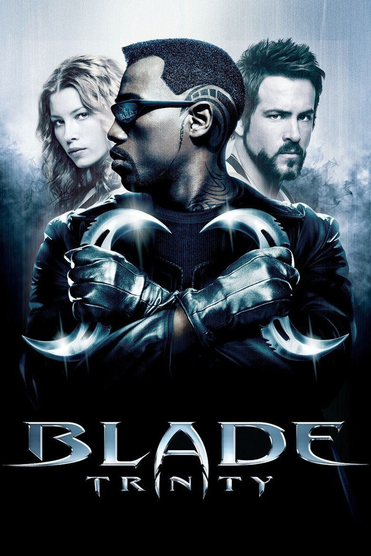 Blade: Trinity movie poster