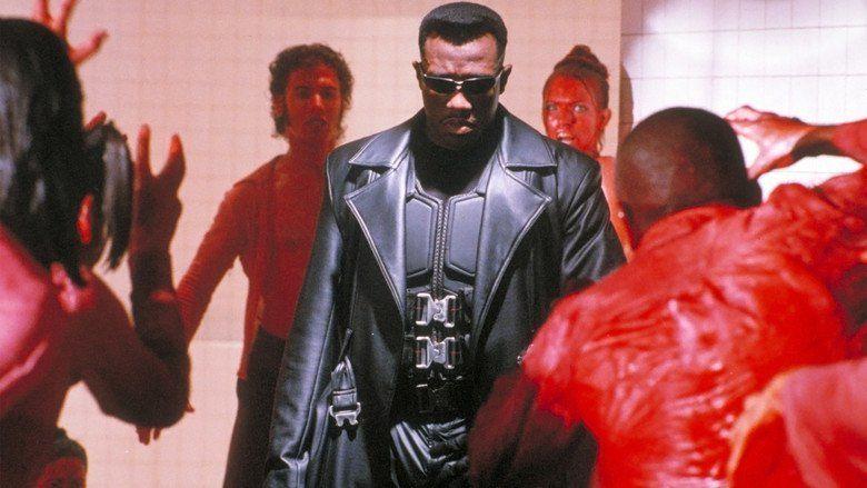 Blade (film) movie scenes