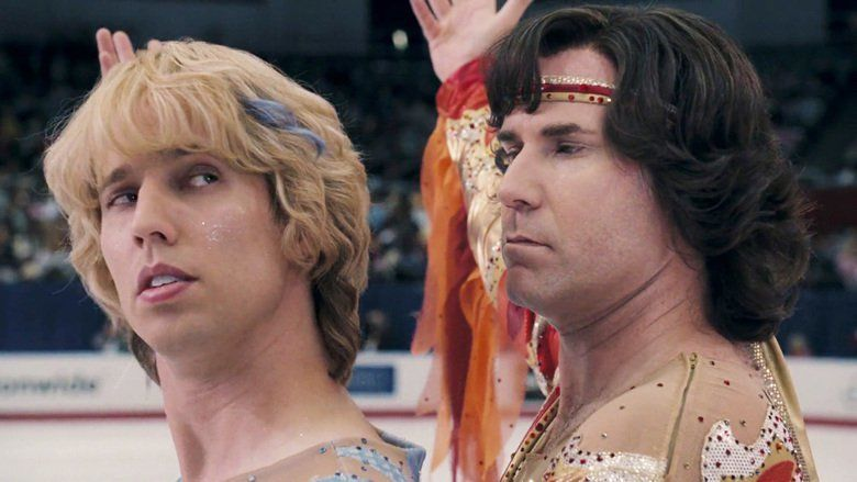 Blades of Glory movie scenes