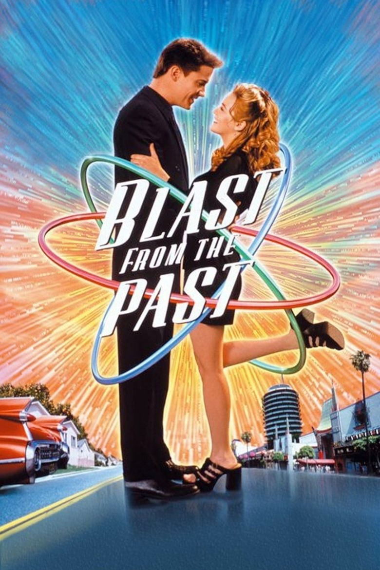 Blast from the Past (film) movie poster