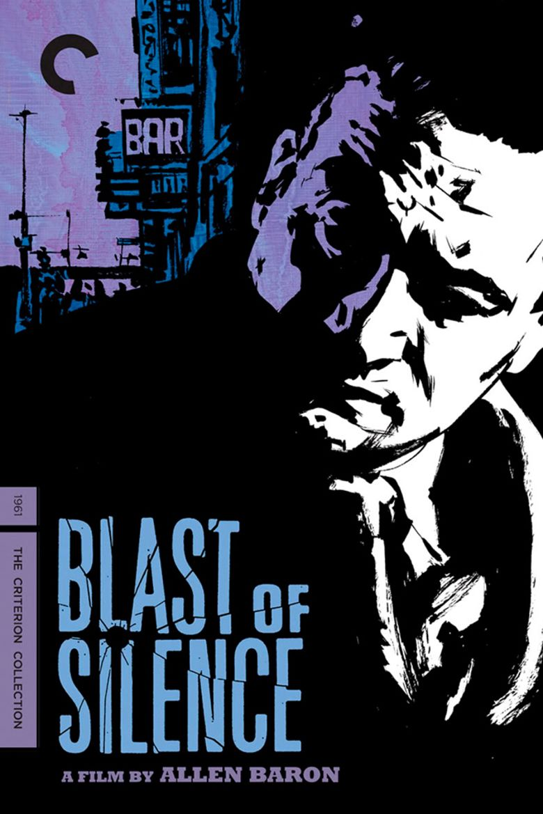 Blast of Silence movie poster