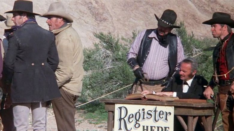 Blazing Saddles movie scenes