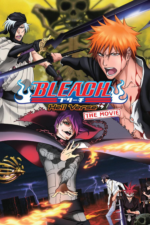 Bleach: Hell Verse movie poster
