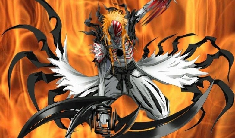 Bleach: Hell Verse movie scenes