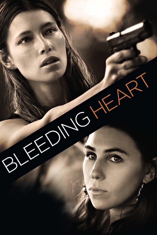 Bleeding Heart (film) movie poster
