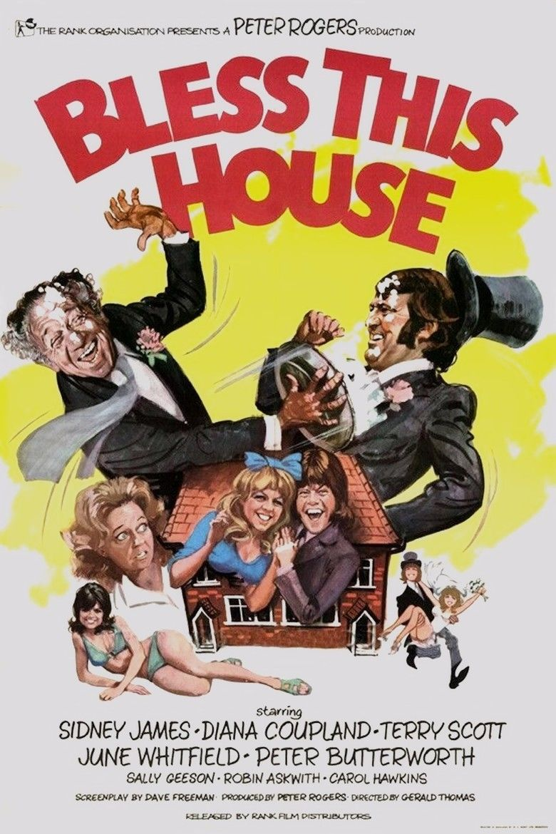 Bless This House (film) movie poster