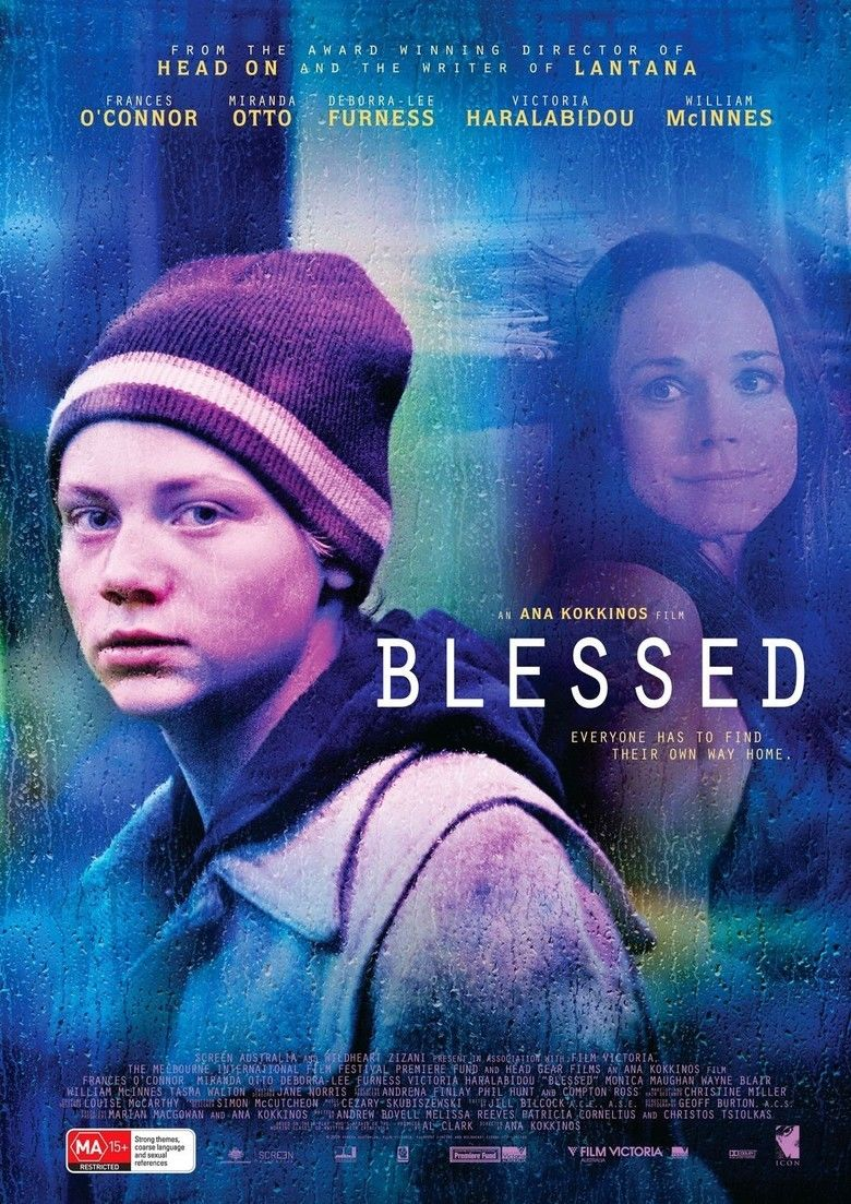 Blessed (2009 film) movie poster