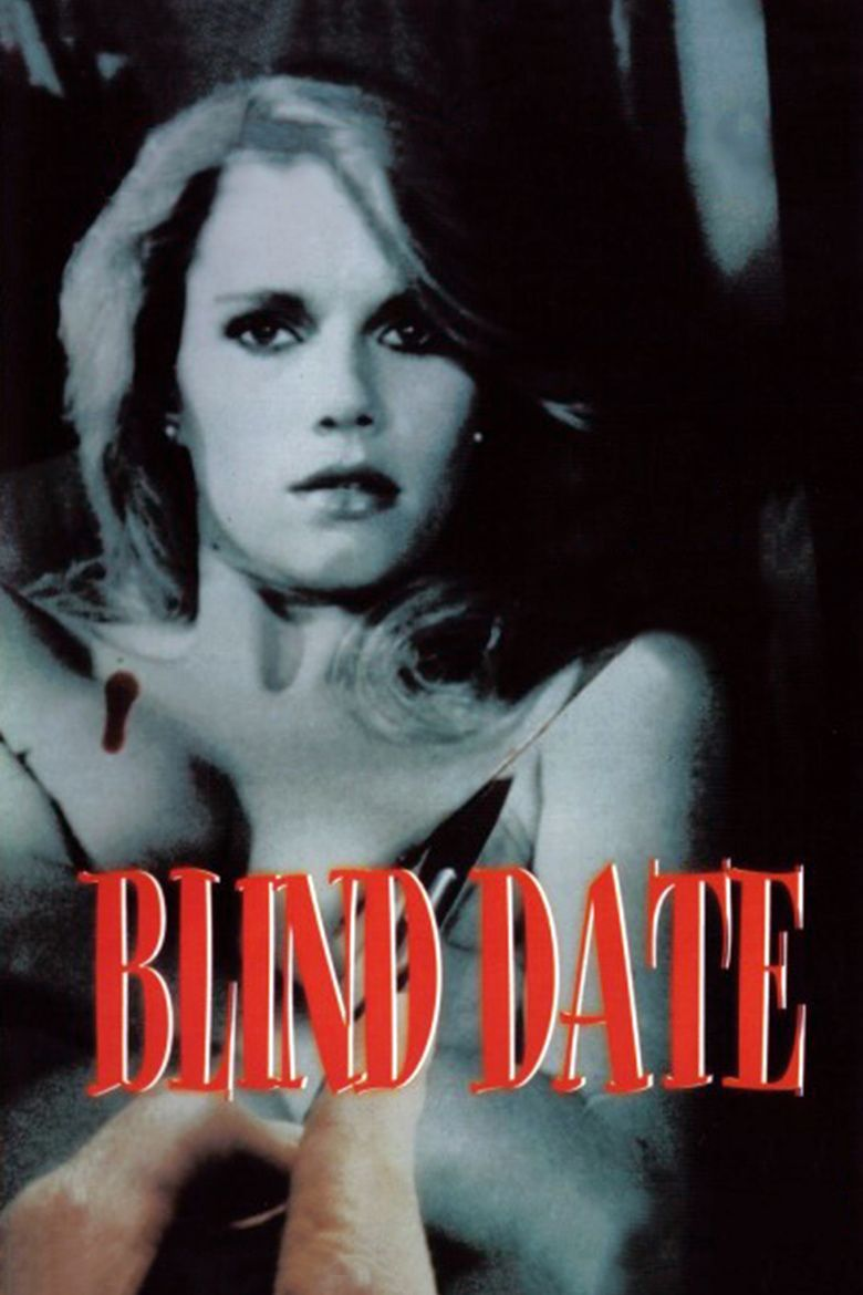 Blind Date (1984 film) movie poster