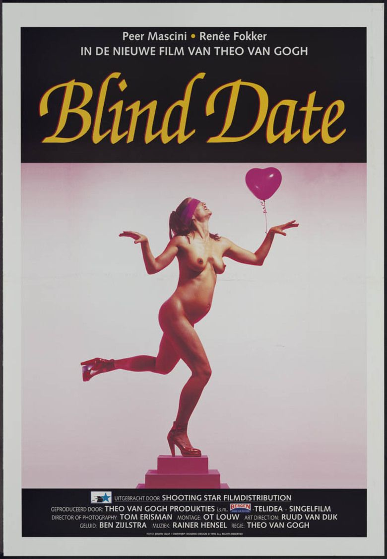 Blind Date (1996 film) movie poster