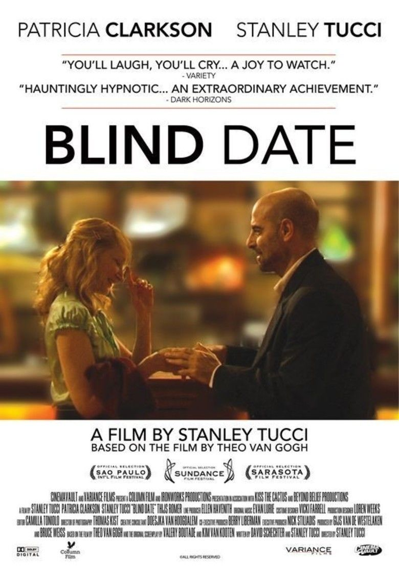Blind Date (2007 film) movie poster