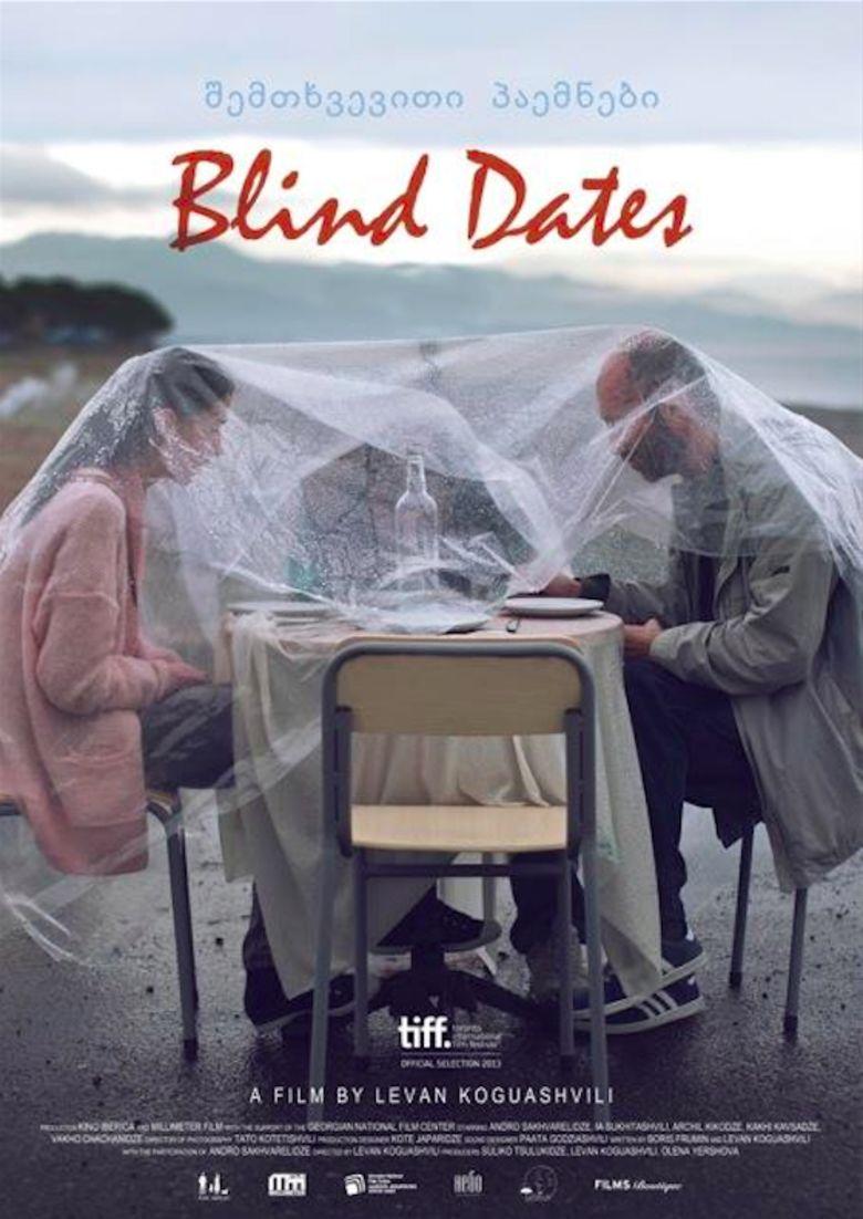 Blind Dates movie poster