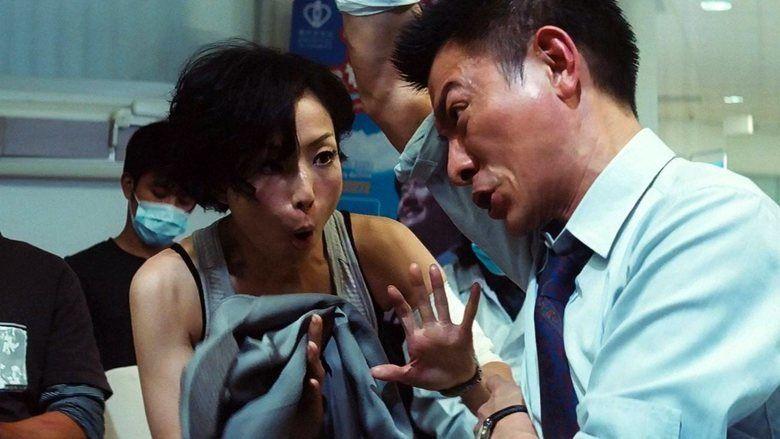 Blind Detective movie scenes