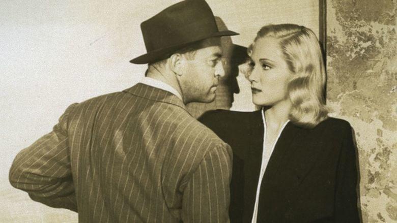 Blind Spot (1947 film) movie scenes