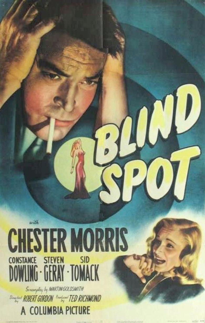 Blind Spot (1947 film) movie poster