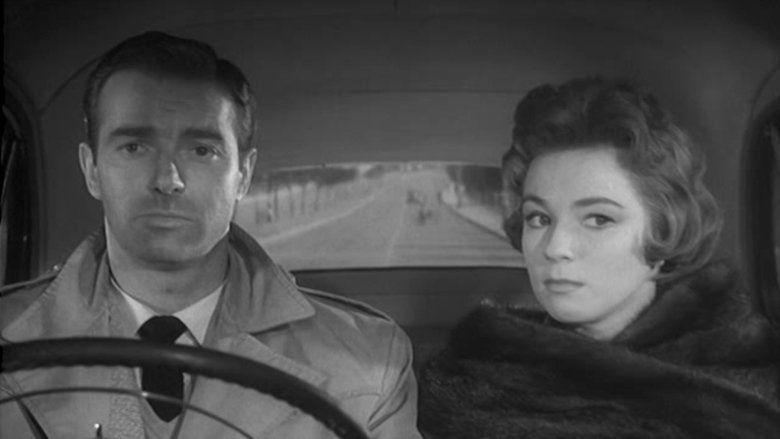 Blind Spot (1958 film) movie scenes