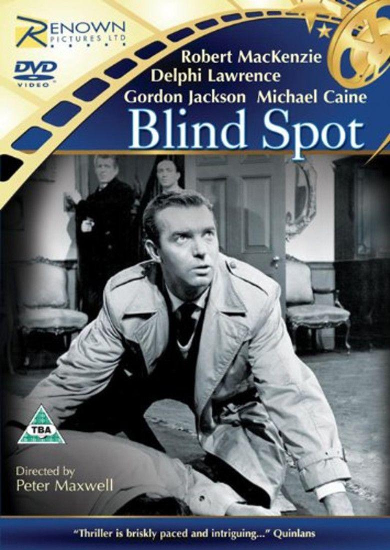 Blind Spot (1958 film) movie poster