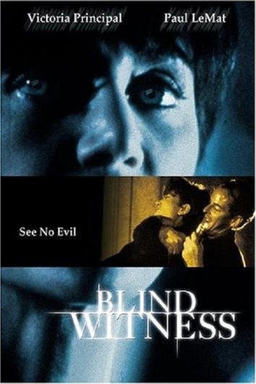 Blind Witness (film) movie poster