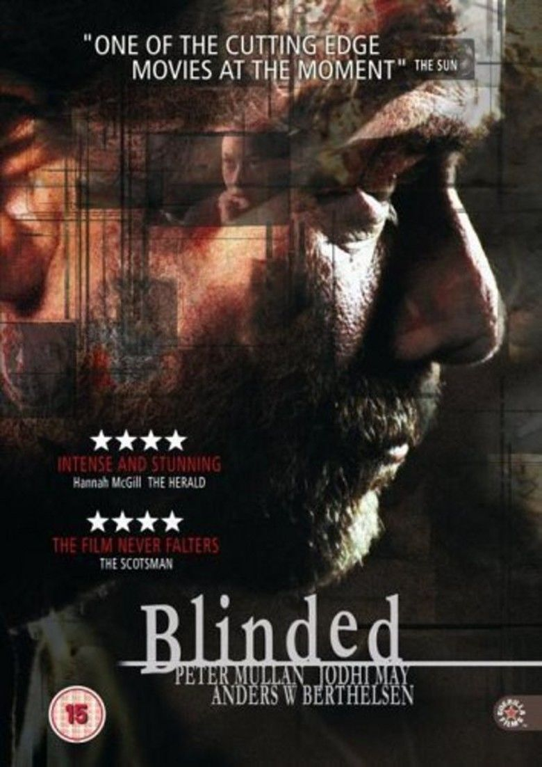 Blinded (2004 film) movie poster