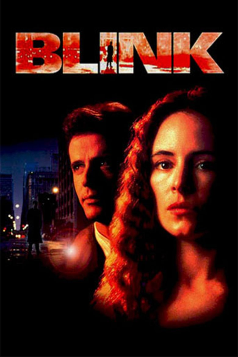 Blink (film) movie poster
