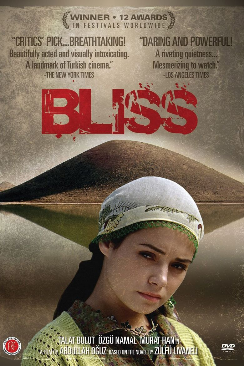 Bliss (2007 film) movie poster