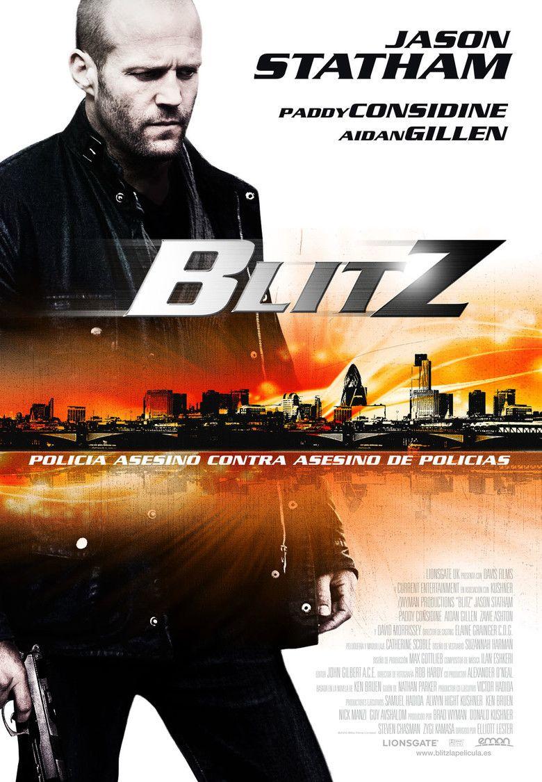 Blitz (film) movie poster