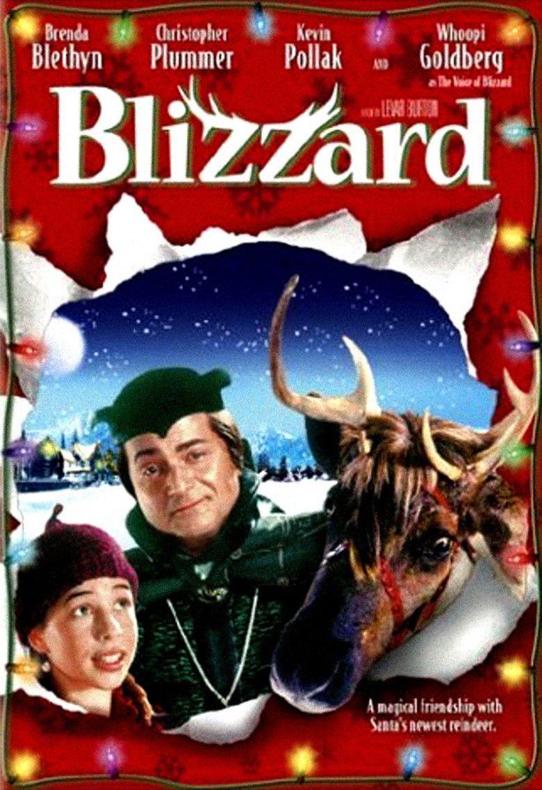Blizzard (film) movie poster