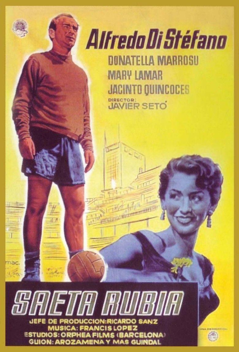 Blond Arrow movie poster
