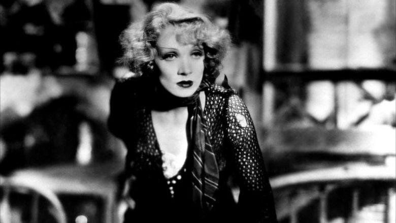 Blonde Venus movie scenes