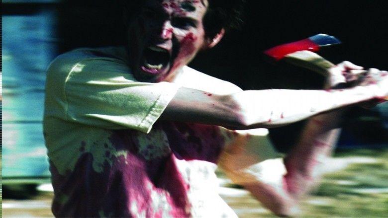 Blood Car movie scenes
