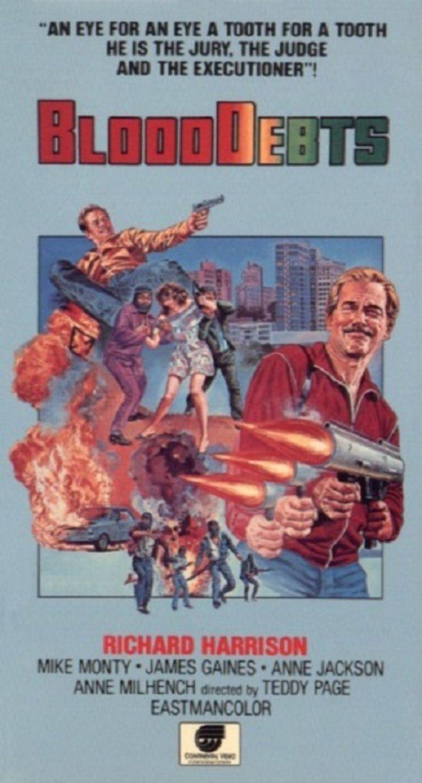 Blood Debts movie poster