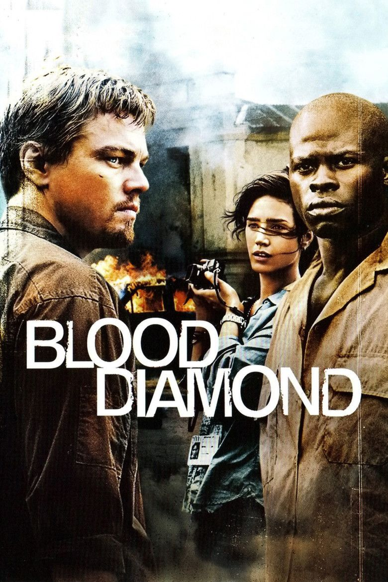 Blood Diamond (film) movie poster