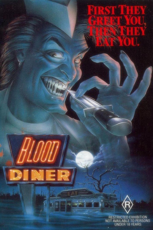 Blood Diner movie poster