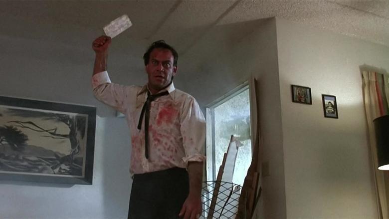 Blood Diner movie scenes