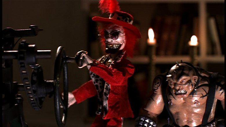 Blood Dolls movie scenes