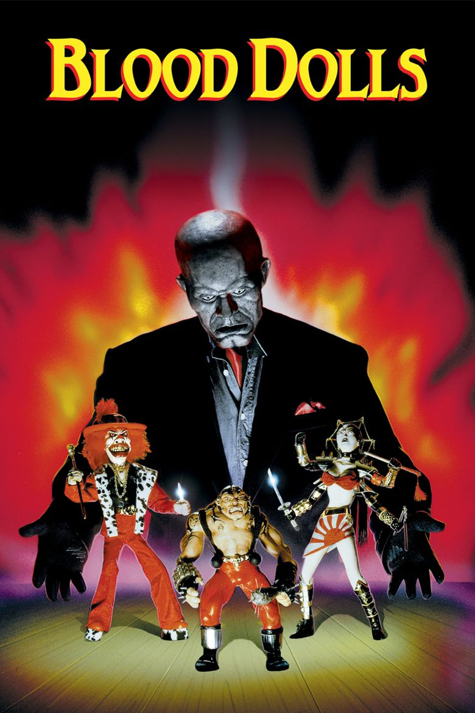 Blood Dolls movie poster