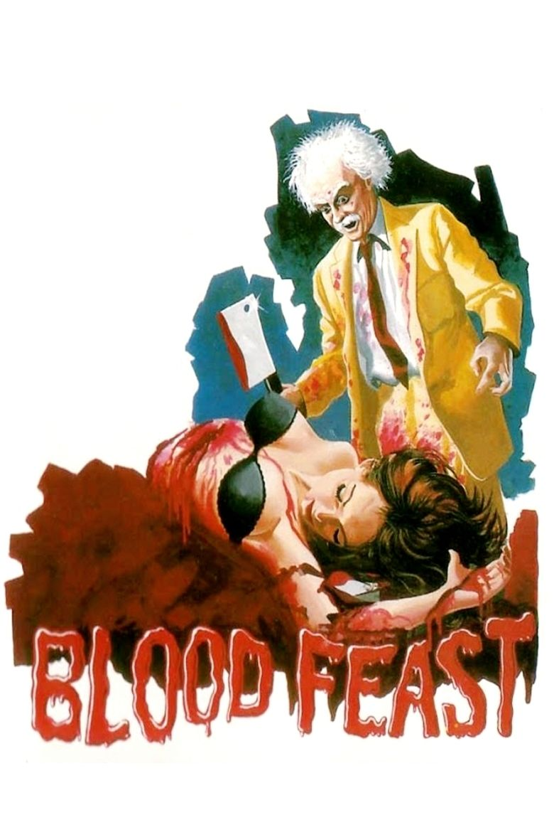 Blood Feast movie poster